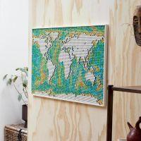 LEGO® Art 31203 Mapa světa 5