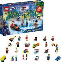 LEGO® City 60303 Adventný kalendár 2021