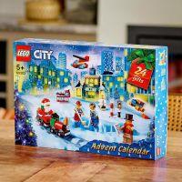 LEGO® City 60303 Adventní kalendář 2021 5