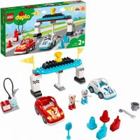 LEGO® DUPLO® Town 10947 Pretekárske autá