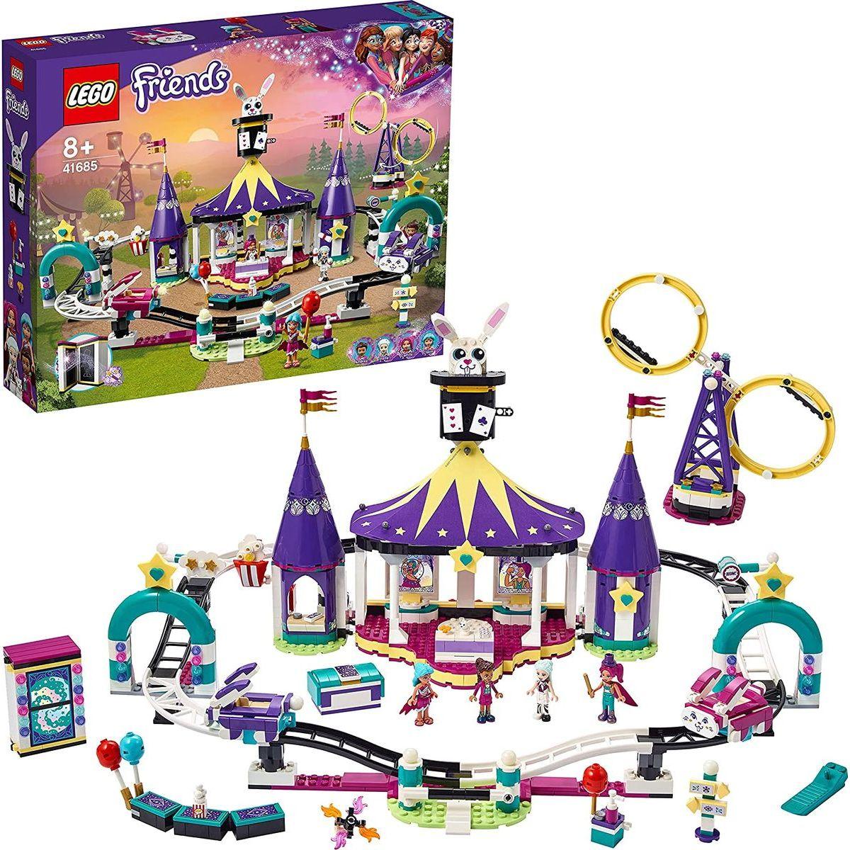 LEGO® Friends 41685 Kouzelná horská dráha