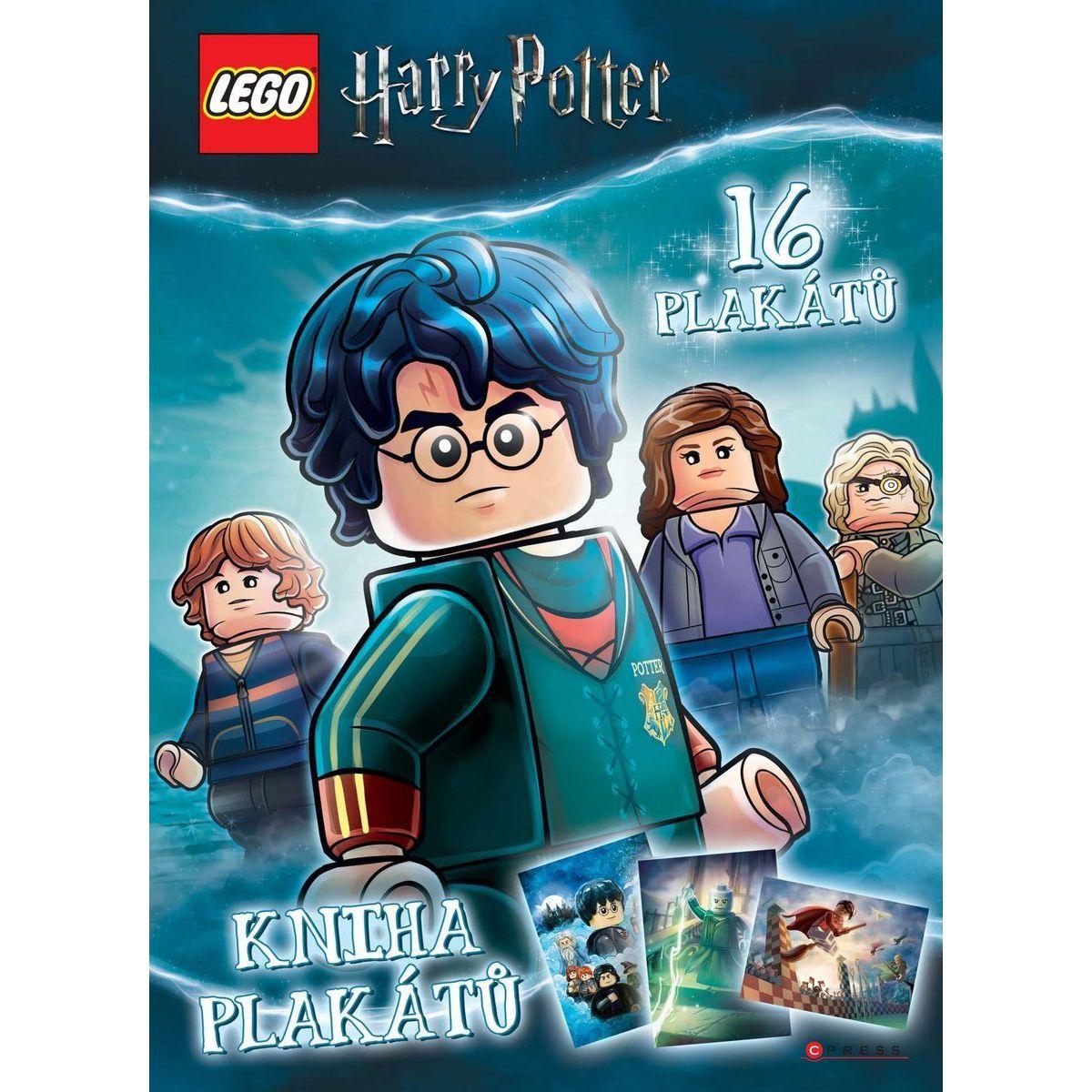 Albatros LEGO® Harry Potter Kniha plakátů