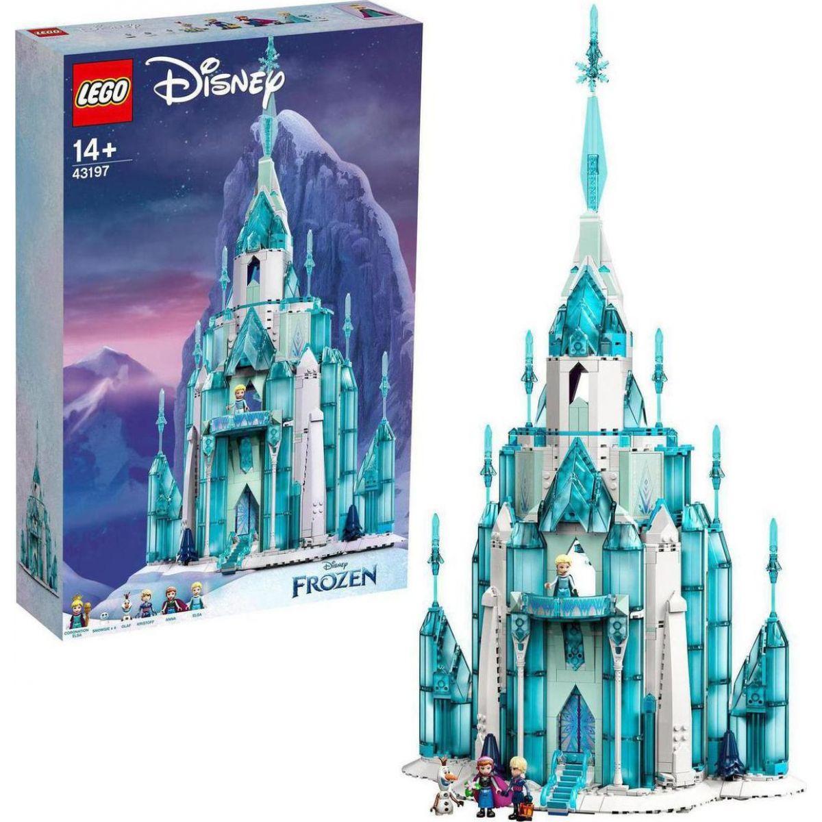 LEGO® I Disney Princess™ Ledové království 43197 Ledový zámek