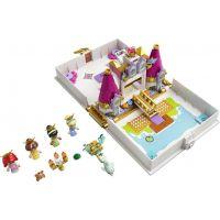 LEGO® I Disney Princess™ 43193 Ariel, Kráska, Popelka a Tiana a jejich pohádková kniha dobrodružství 2