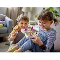 LEGO® I Disney Princess™ 43193 Ariel, Kráska, Popelka a Tiana a jejich pohádková kniha dobrodružství 3