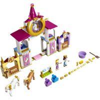 LEGO® Aj Disney Princess™ 43195 Kráľovské stajne Krásky a Rapunzel 2