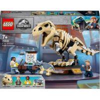 LEGO® Jurassic World™ 76940 Výstava fosílií T-Rexa 6