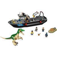 LEGO® Jurassic World™ 76942 Útěk Baryonyxe z lodě 2