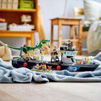 LEGO® Jurassic World™ 76942 Útěk Baryonyxe z lodě 5