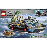 LEGO® Jurassic World™ 76942 Útěk Baryonyxe z lodě 6