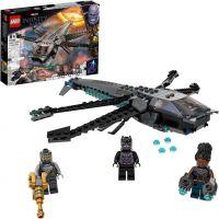 LEGO® Marvel Avengers 76186 Black Panther a dračí letoun
