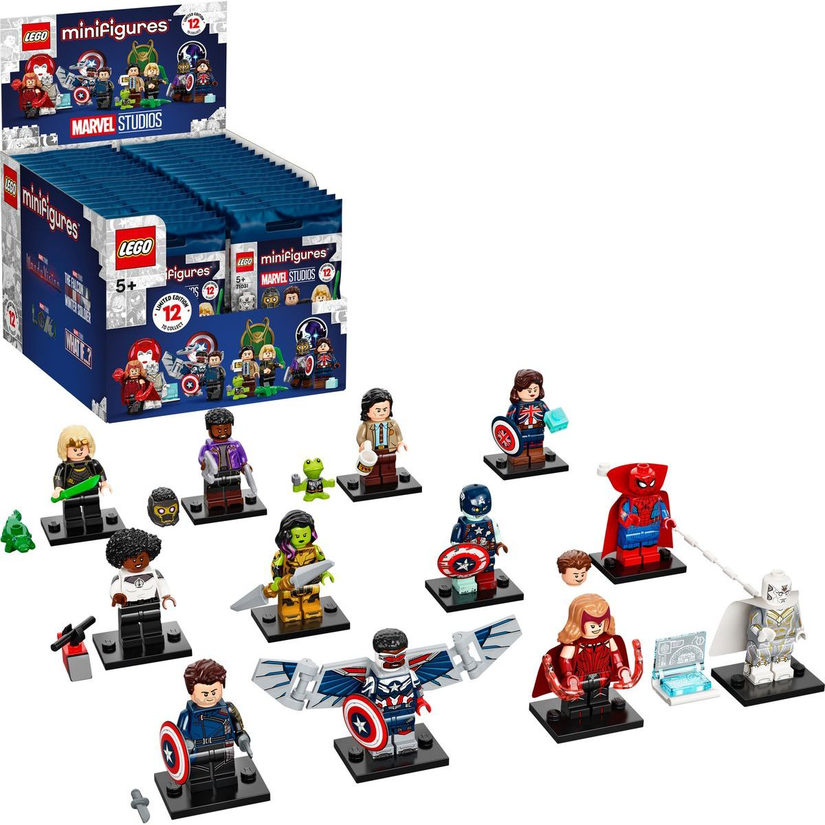 LEGO® Minifigures 71031 Tbd-IP-2-2021