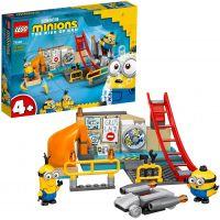 LEGO® Minions 75546 Mimoni v Gruovom laboratóriu