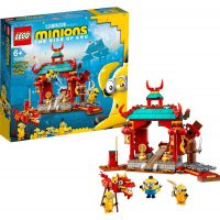 LEGO® Minions 75550 Mimoňský kung-fu súboj
