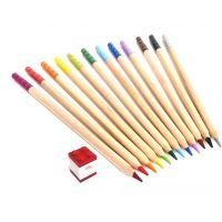 LEGO® Pastelky mix barev 12 ks s LEGO® klipem