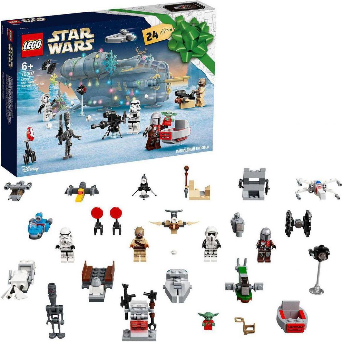 LEGO® Star Wars ™ 75307 Adventný kalendár 2021