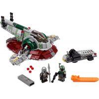 LEGO® Star Wars™ 75312 Boba Fett a jeho kosmická loď 2