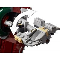 LEGO® Star Wars™ 75312 Boba Fett a jeho kosmická loď 4