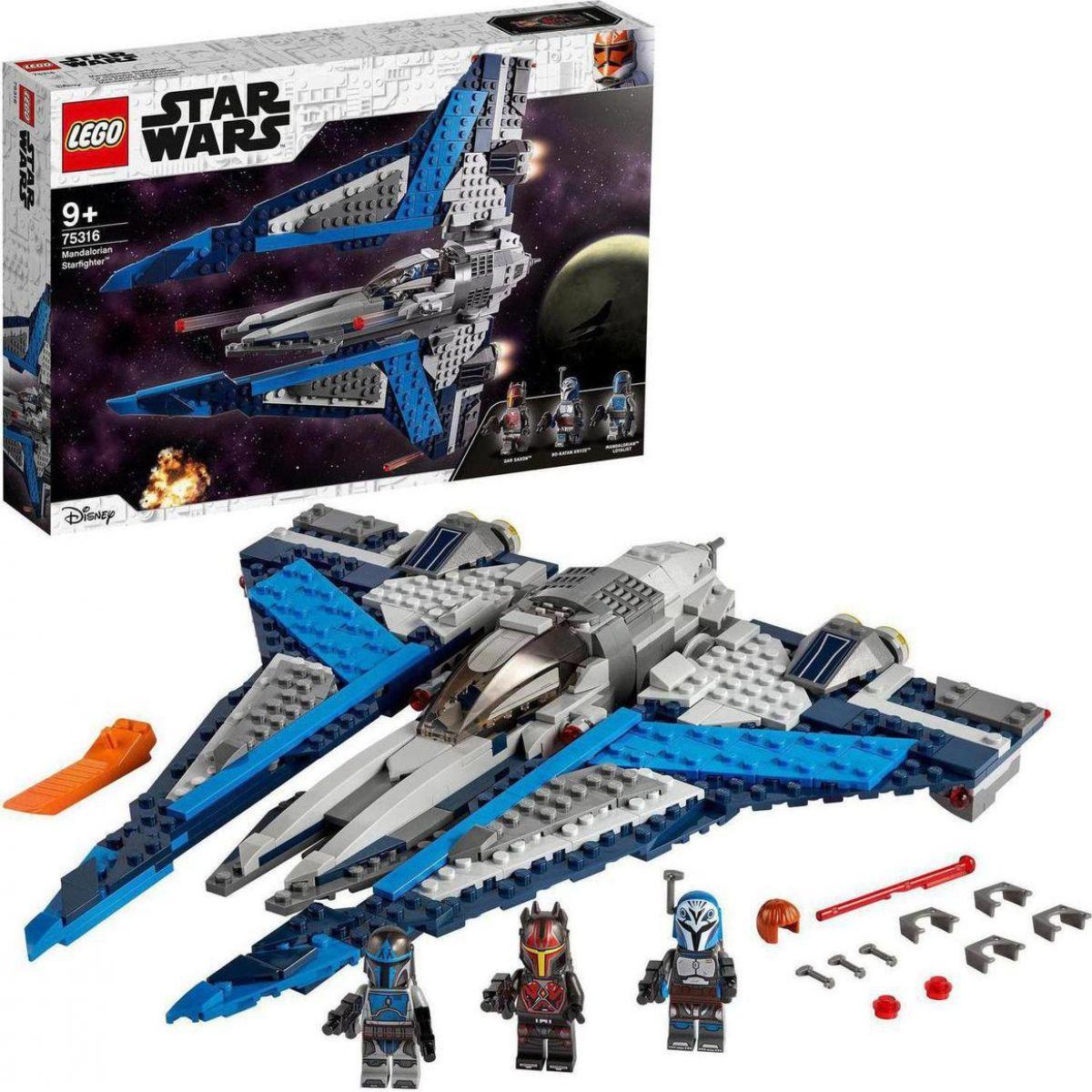 LEGO® Star Wars™ 75316 Stíhačka Mandalorianov
