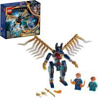 LEGO® Super Heroes 76145 Letecký útok Eternalů