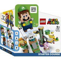 LEGO® Super Mario™ 71387 Dobrodružství s Luigim startovací set 6