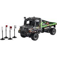 LEGO® Technic 42129 Truck trialový vůz Mercedes-Benz Zetros 4 x 4 2