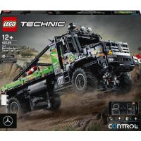 LEGO® Technic 42129 Truck trialový vůz Mercedes-Benz Zetros 4 x 4 6