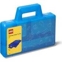 LEGO® úložný box TO-GO modrý