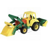 Lena Aktivní traktor se lžící a posypem Lena