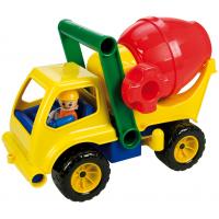 LENA 04153 - Aktivní domíchavač žlutý náklaďák