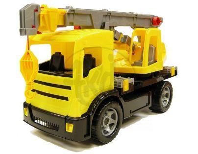 Lena 02176 - Autojeřáb 70 cm v okrasné krabici