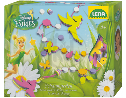 Lena Disney Fairies Pěnové perly Víly