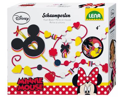 Lena Disney Pěnové perly Minnie
