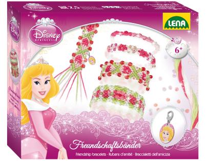 Lena Disney Princess Náramky přátelství Aurora