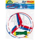 LENA 61280 - MINI-let 2 rotory + startér na vlákno, sáček 2