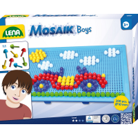 Lena Mozaika velká 200ks pro kluky