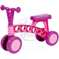 LENA 07176 - Rolocykl růžový