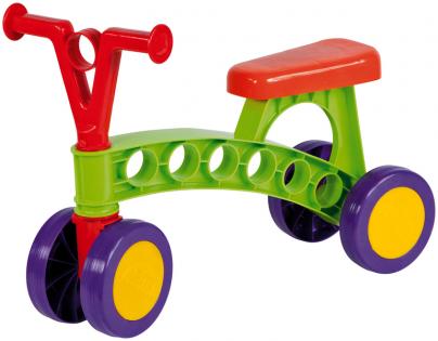 LENA 07177 - Rolocykl barevný zelený