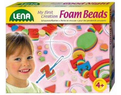 Lena Pěnové perly Písmena