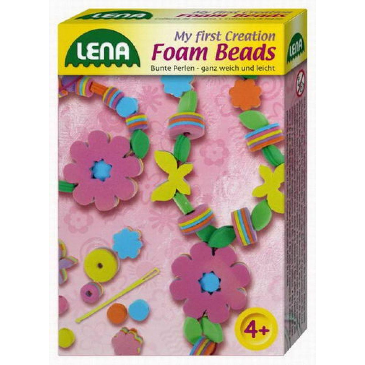 Lena Pěnové perly Květiny
