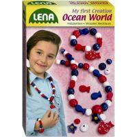 Lena Řetízek s náramkem Mořský svět