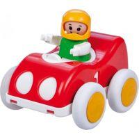 Lena Roll me Závodní auto