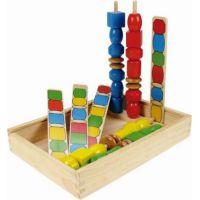 Lena Stínová dřevěná hra
