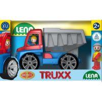 Lena Truxx sklápěč s červenou kabinou 4