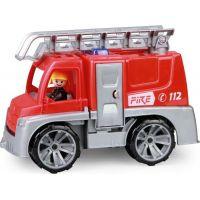 Lena Truxx hasiči Ozdobný kartón