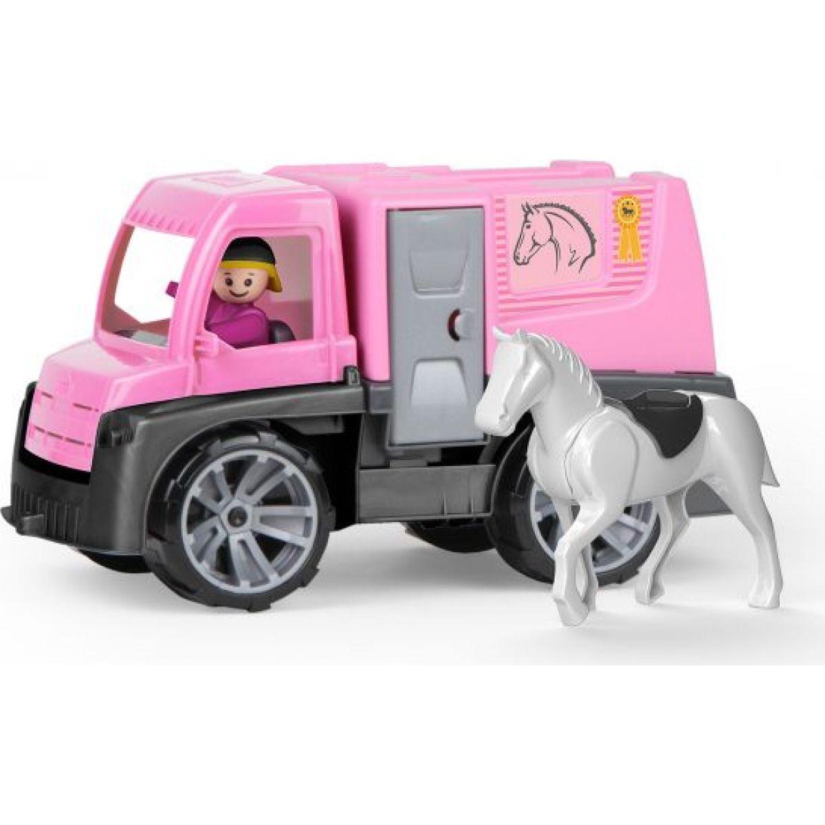 Lena Truxx koňský transport Ozdobný kartón