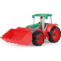 Lena Truxx Traktor s přívěsem na seno s ozdobným kartónem 3