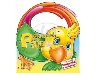 Papoušek Pája (CPress  ZBOK002174)