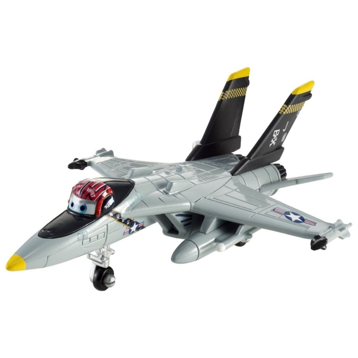 Mattel Planes Letadla X9459 - Echo