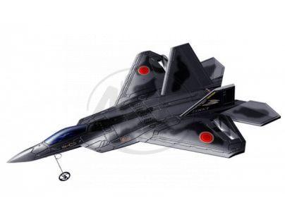Silverit Letadlo R/C F22 - Stříbrná